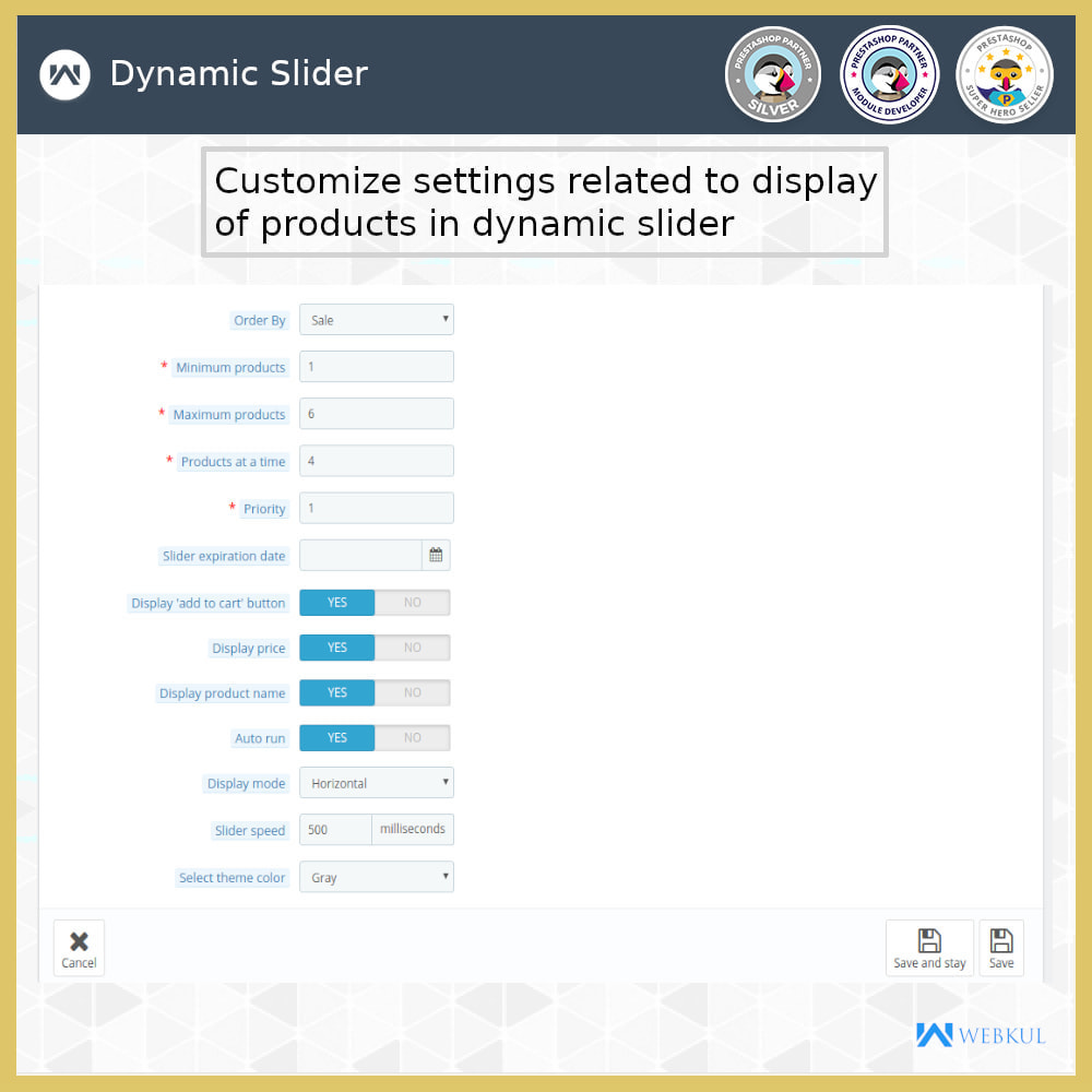 module - Silder & Gallerien - Product Slider | Responsive Related Product Carousel - 11