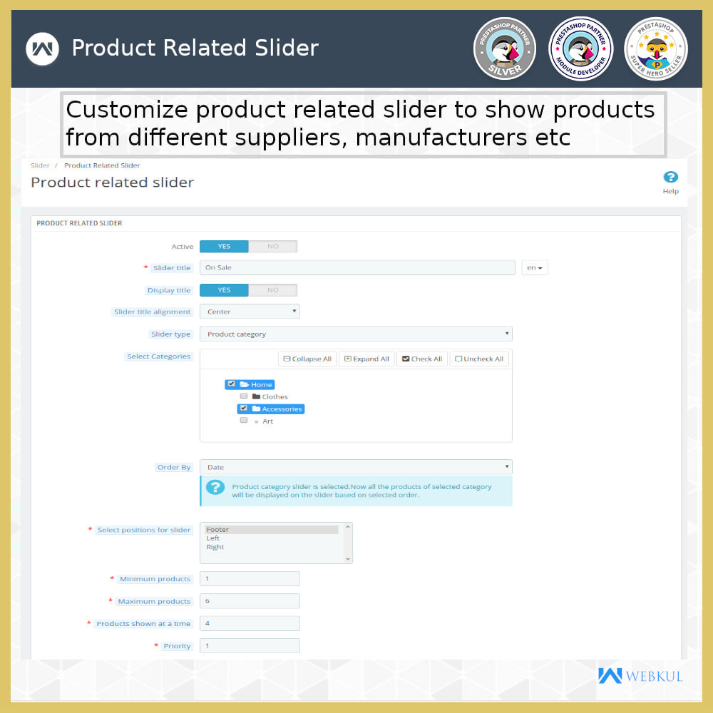 module - Silder & Gallerien - Product Slider | Responsive Related Product Carousel - 15