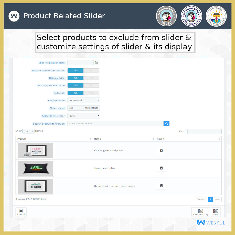 module - Silder & Gallerien - Product Slider | Responsive Related Product Carousel - 16