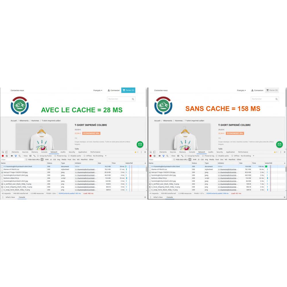 module - Performance du Site - BOOSTCACHE - 4