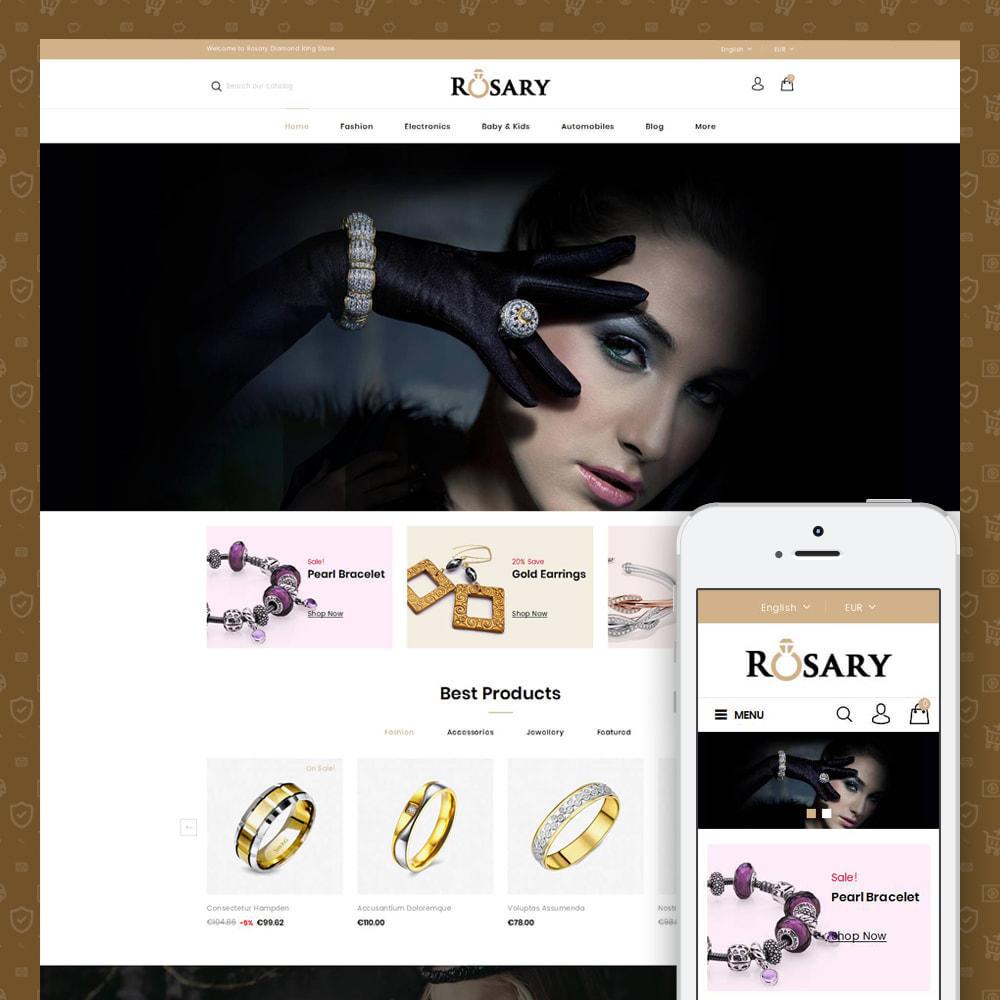 theme - Biżuteria & Akcesoria - Rosary Diamond Store - 1