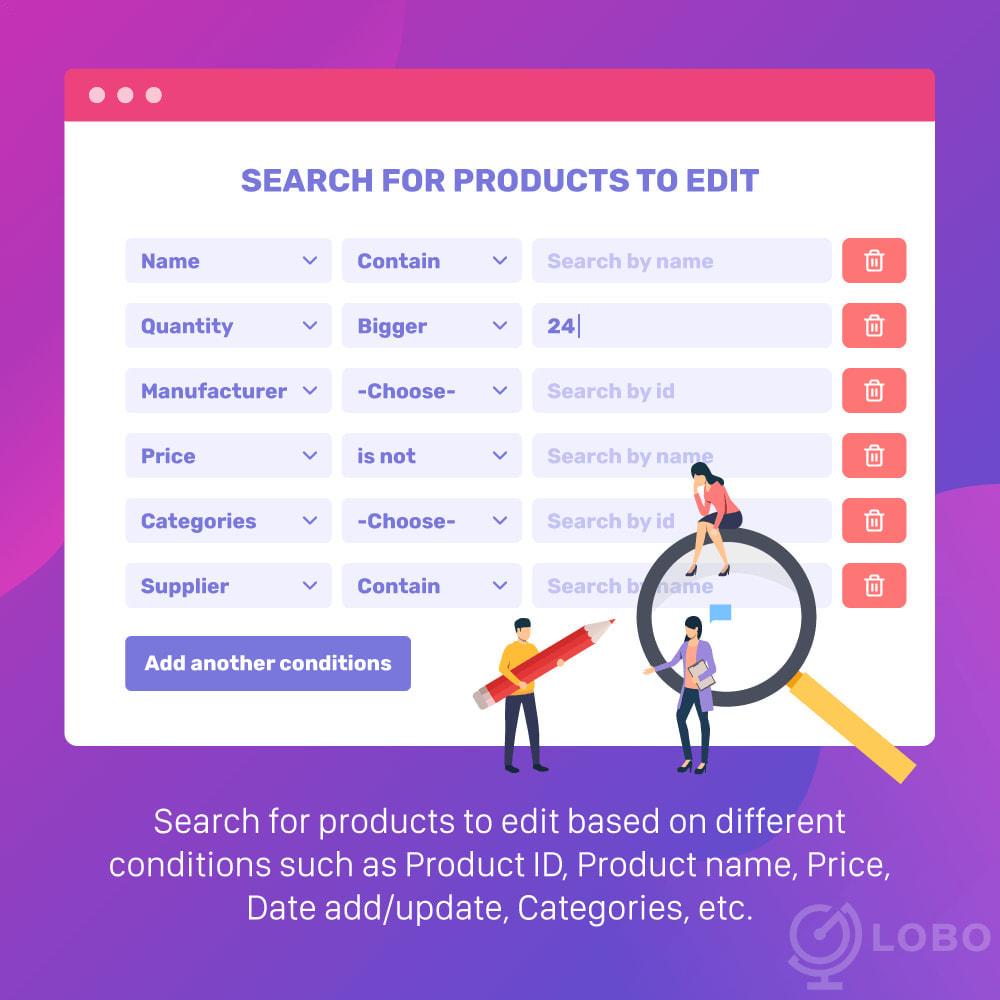 module - Fast & Mass Update - Bulk edit products | mass edit | quick edit - 2