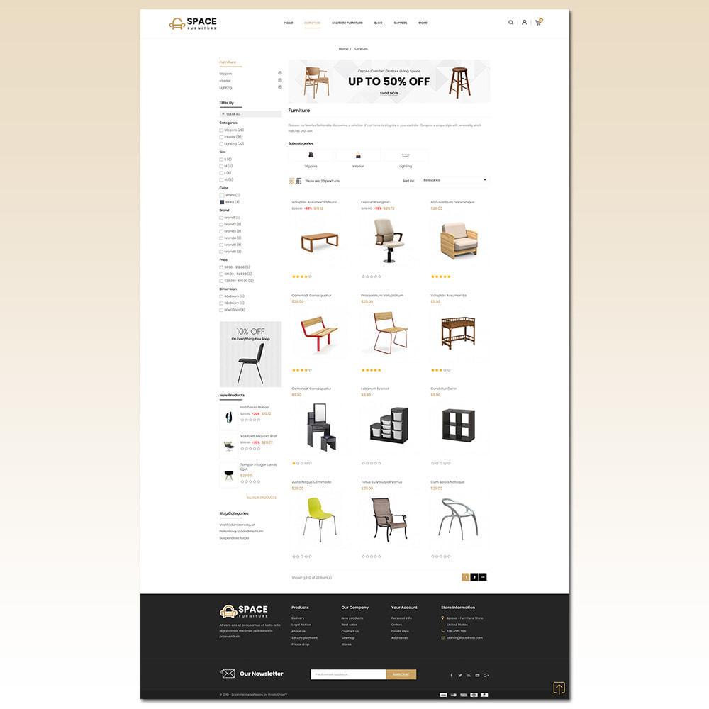 theme - Maison & Jardin - Space - Online Furniture Store - 2