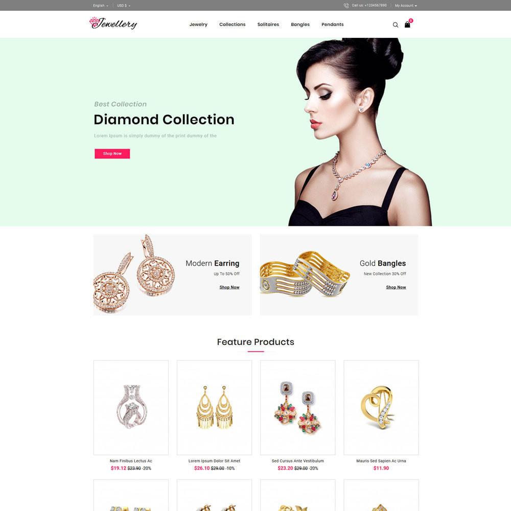 theme - Schmuck & Accesoires - Jwellery Shop - 2
