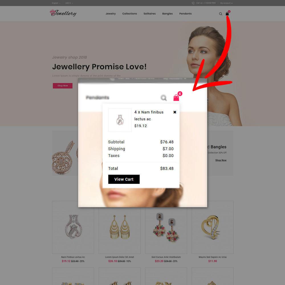 theme - Schmuck & Accesoires - Jwellery Shop - 5
