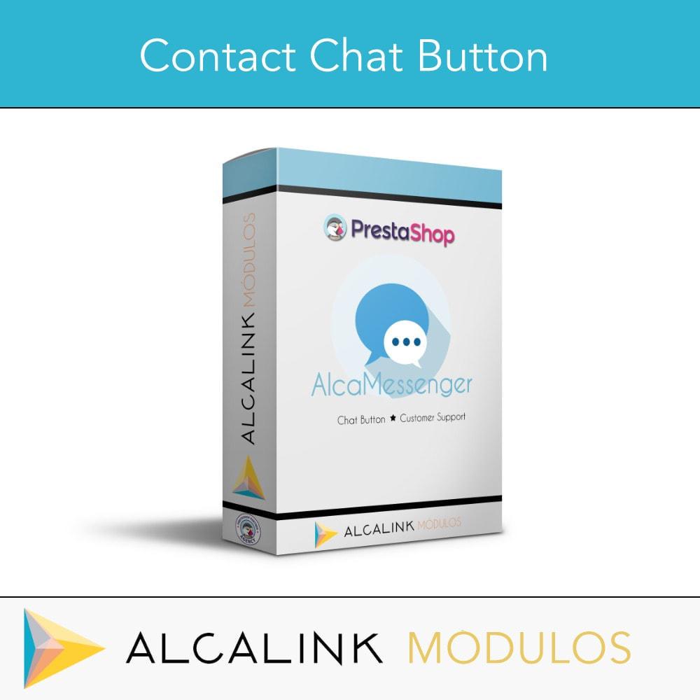 module - Wsparcie & Czat online - Contact Chat Button - 1
