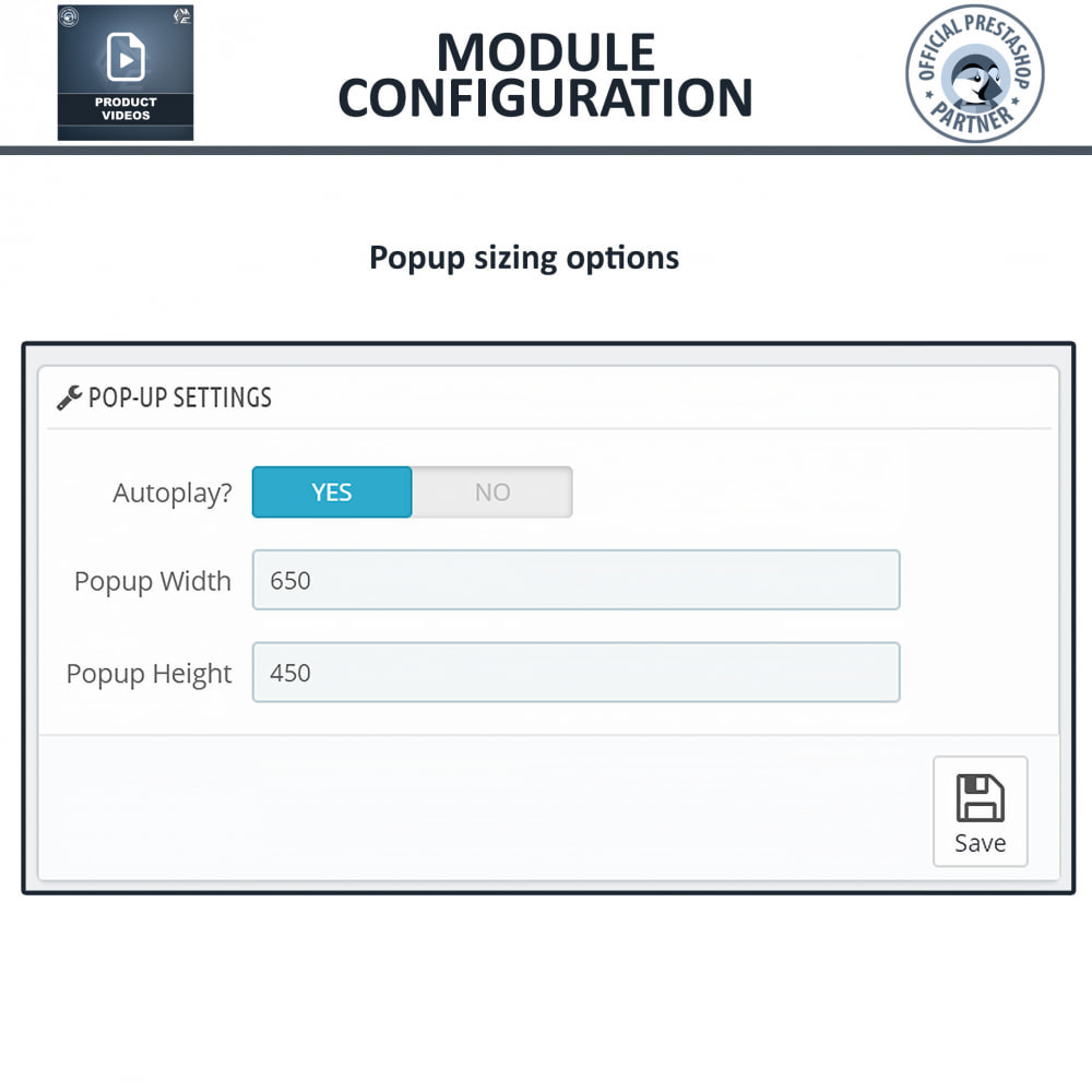module - Videos & Music - Product Videos - YouTube, Vimeo   Upload or Embed - 9