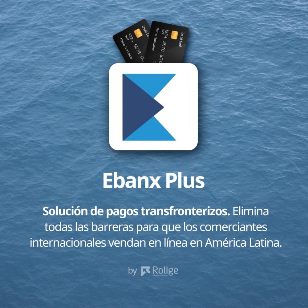 module - Pago con Tarjeta o Carteras digitales - EBANX Plus - 2