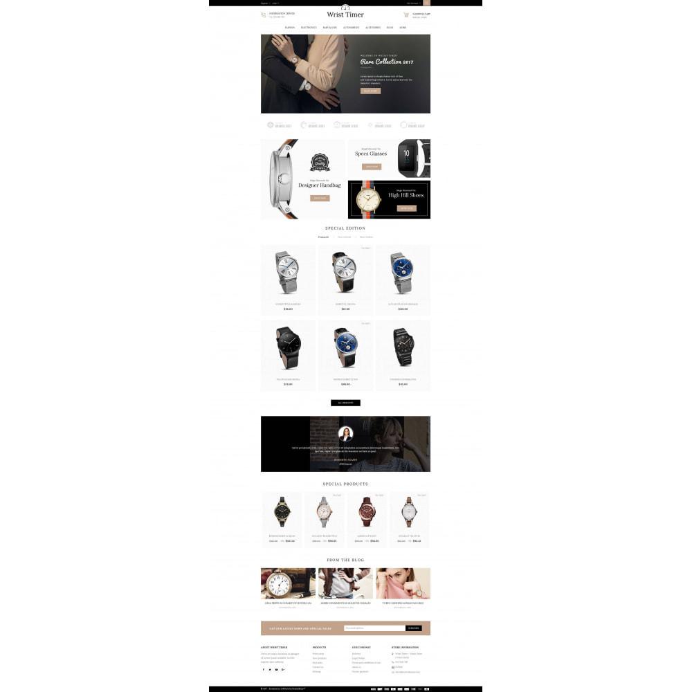 theme - Jewelry & Accessories - Wrist Timer - Watch Store - 2