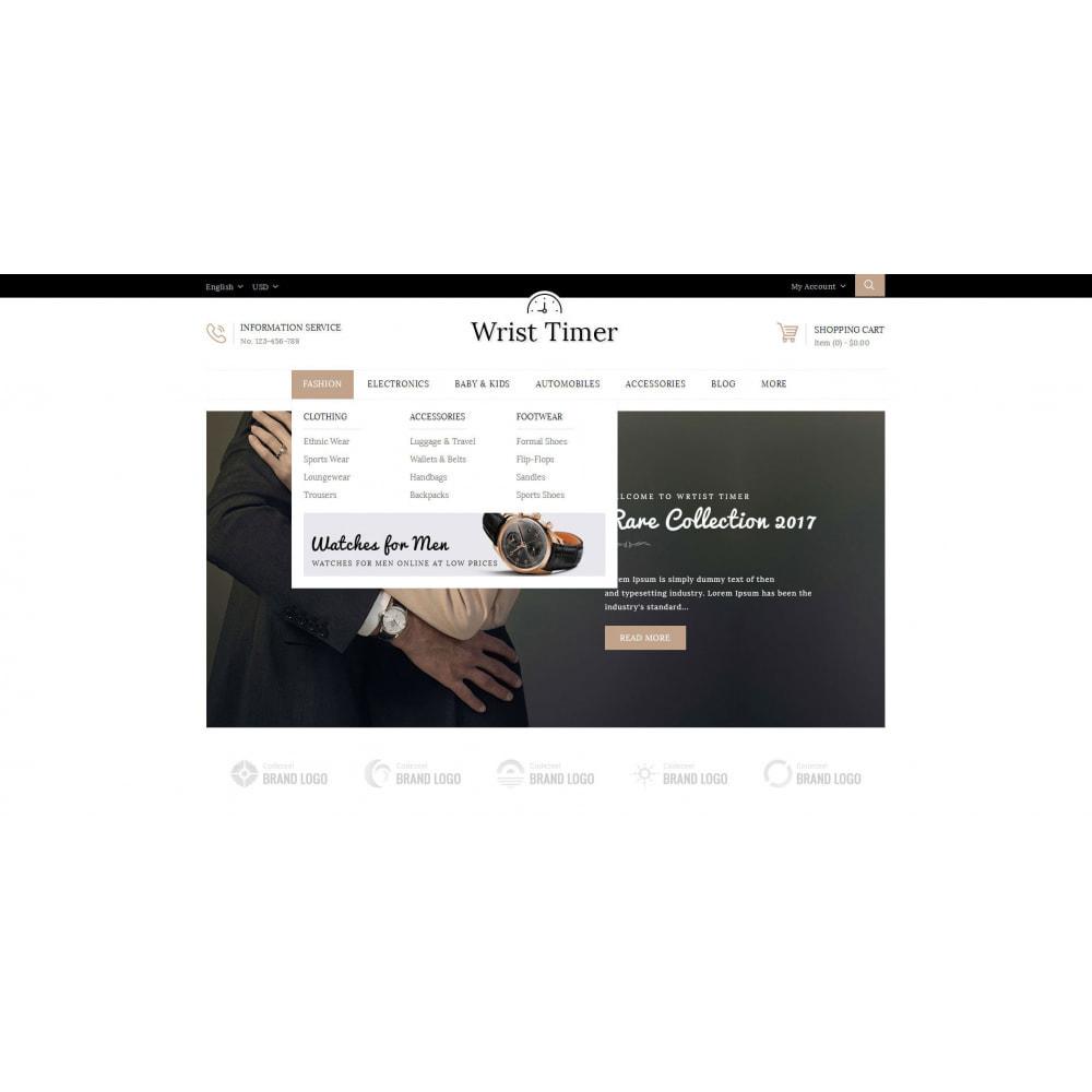 theme - Jewelry & Accessories - Wrist Timer - Watch Store - 6