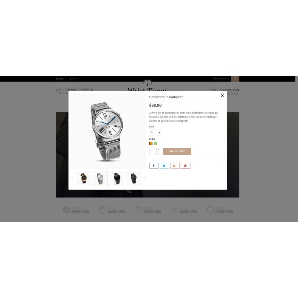 theme - Jewelry & Accessories - Wrist Timer - Watch Store - 7