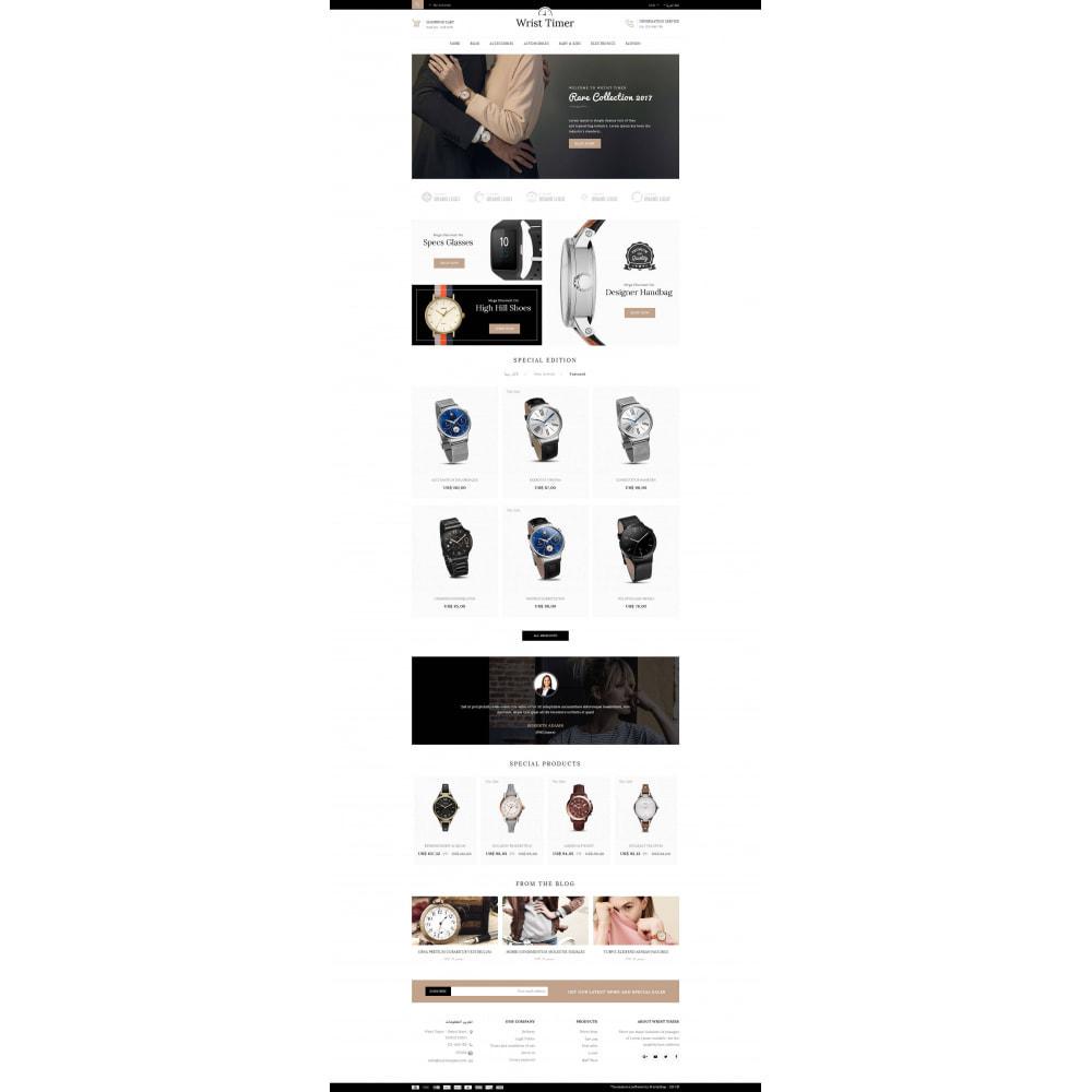 theme - Jewelry & Accessories - Wrist Timer - Watch Store - 10