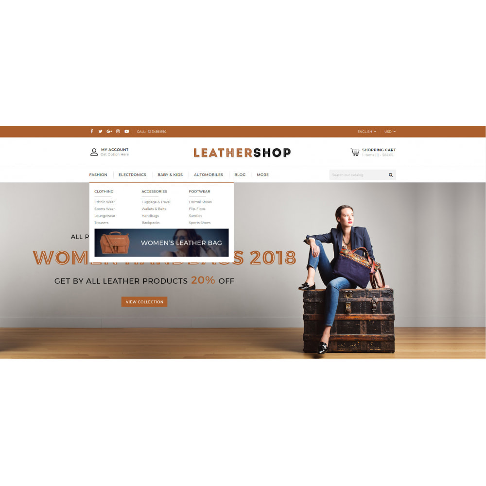 theme - Jewelry & Accessories - Leather Store - 6
