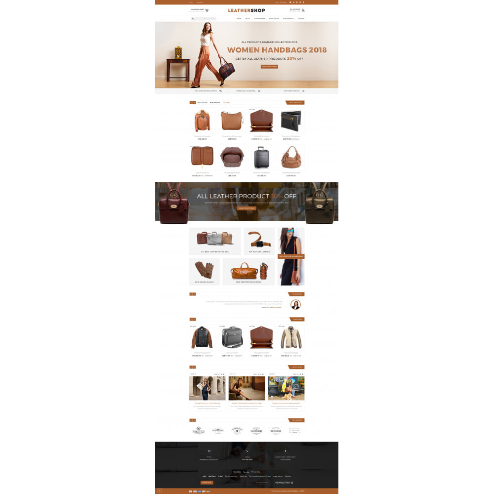 theme - Jewelry & Accessories - Leather Store - 10