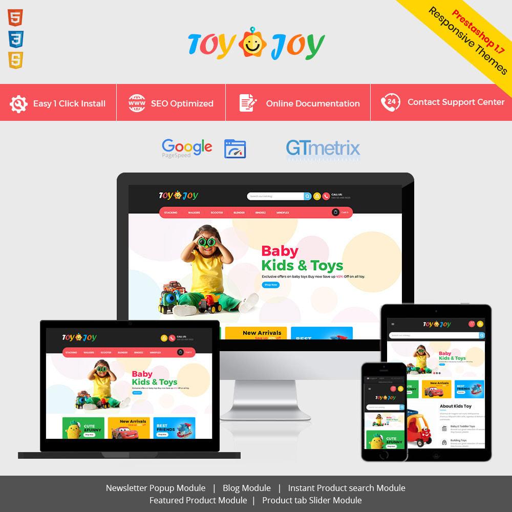 theme - Enfants & Jouets - Toy Joy - Jeu d'enfants Magasin mignon - 1