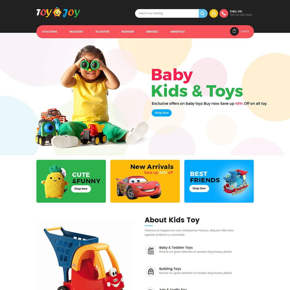 theme - Enfants & Jouets - Toy Joy - Jeu d'enfants Magasin mignon - 2