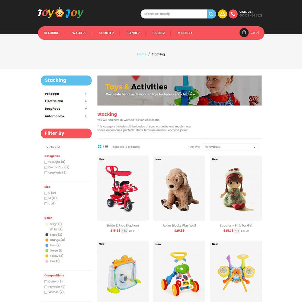 theme - Enfants & Jouets - Toy Joy - Jeu d'enfants Magasin mignon - 3