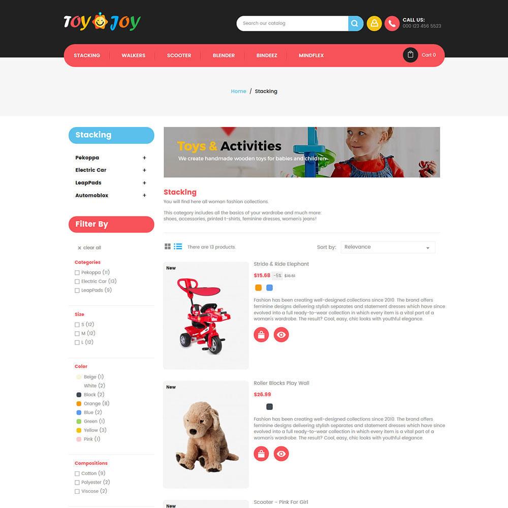 theme - Enfants & Jouets - Toy Joy - Jeu d'enfants Magasin mignon - 4
