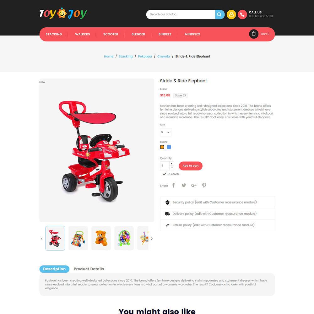 theme - Enfants & Jouets - Toy Joy - Jeu d'enfants Magasin mignon - 5