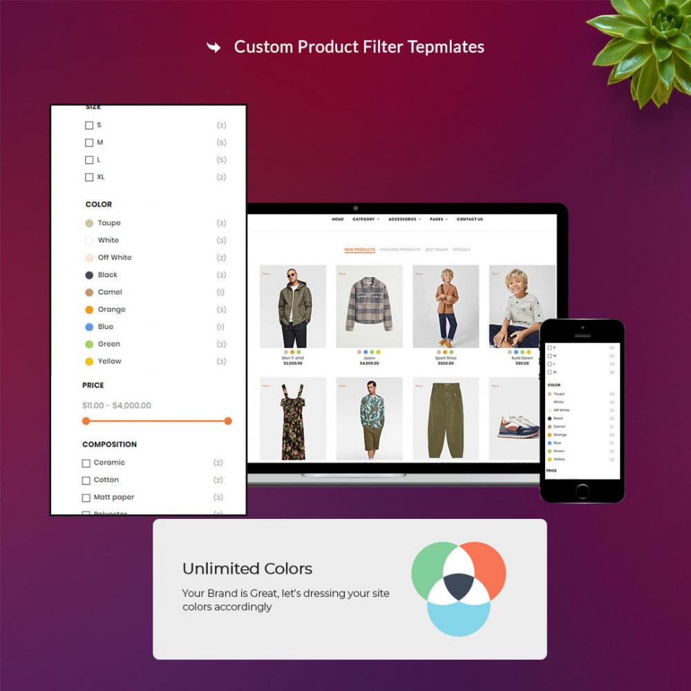 theme - Мода и обувь - Oro Fashion eCommerce Store - 2