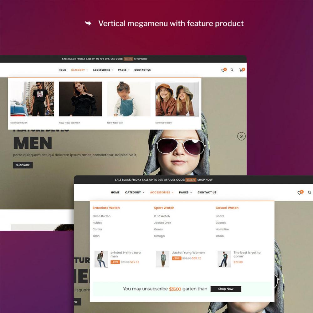 theme - Мода и обувь - Oro Fashion eCommerce Store - 4
