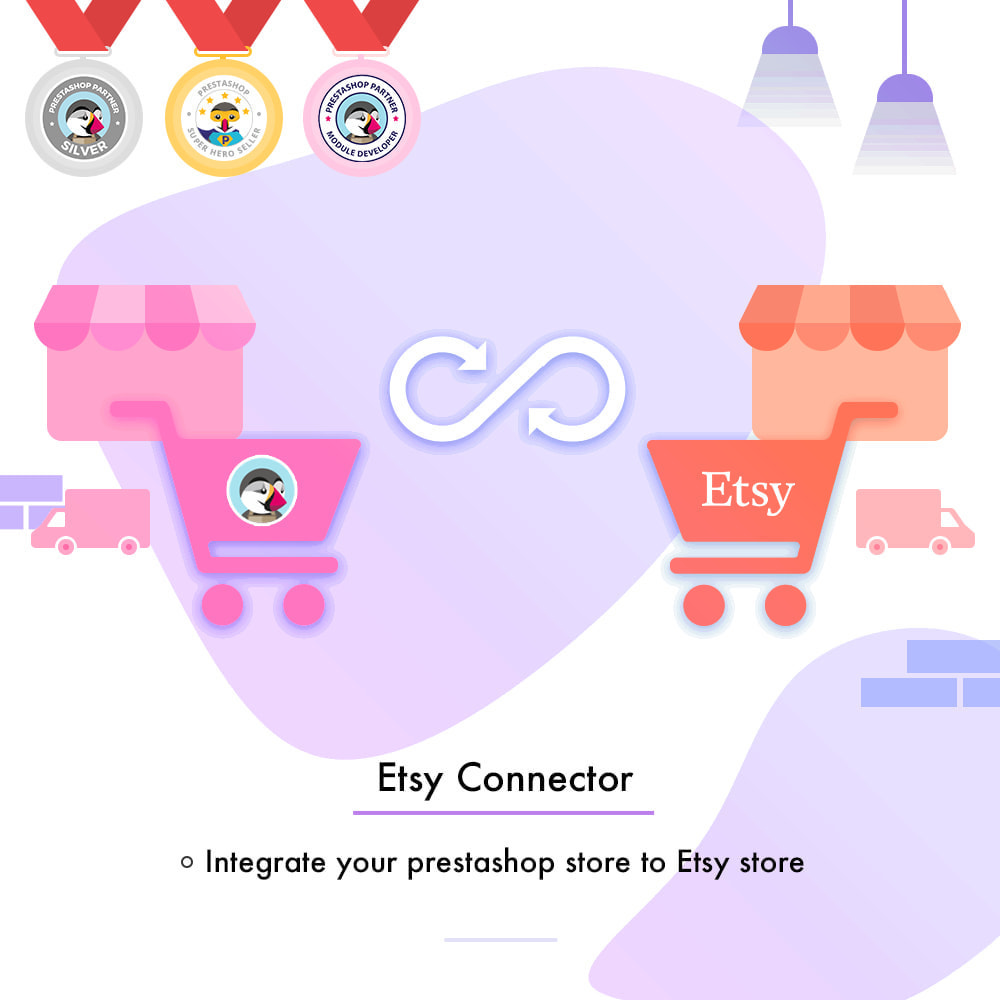 module - Marketplace - Etsy Connector - 1