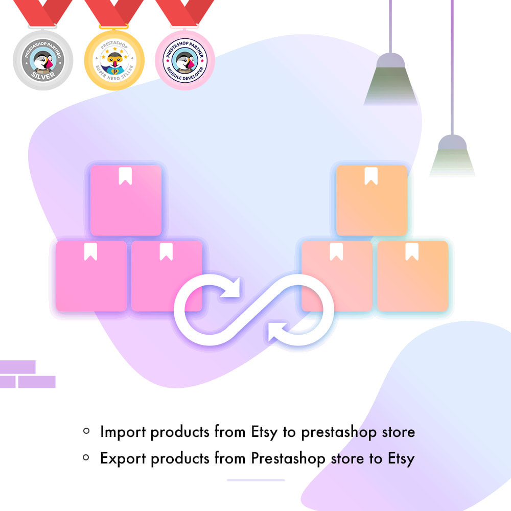 module - Marketplace - Etsy Connector - 2