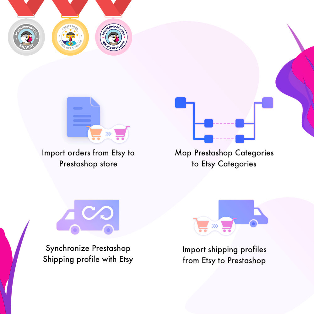 module - Marketplace - Etsy Connector - 3