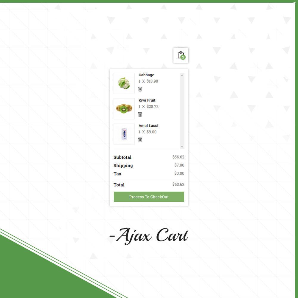 theme - Żywność & Restauracje - Envioly Grocery –Organic Store - 7
