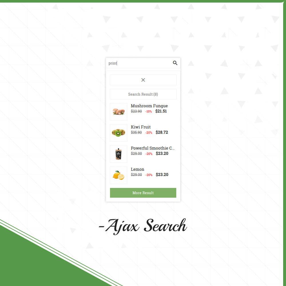 theme - Żywność & Restauracje - Envioly Grocery –Organic Store - 8