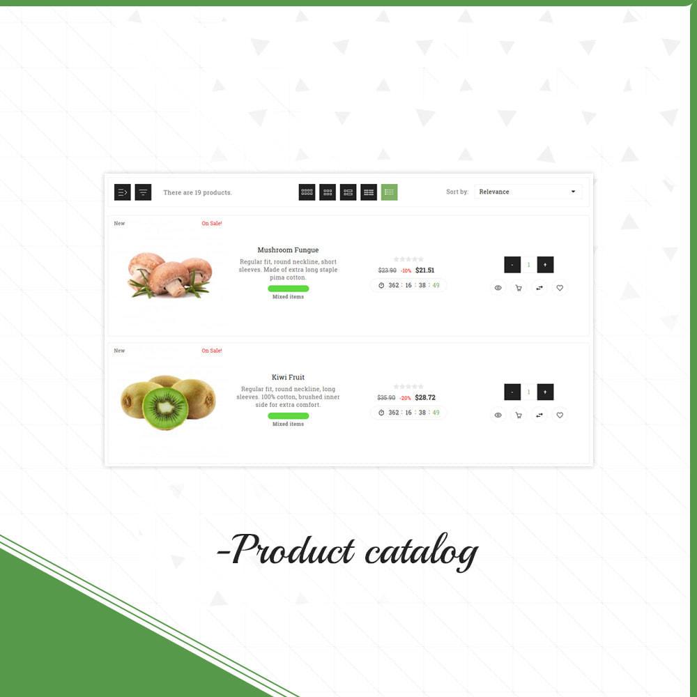 theme - Żywność & Restauracje - Envioly Grocery –Organic Store - 11