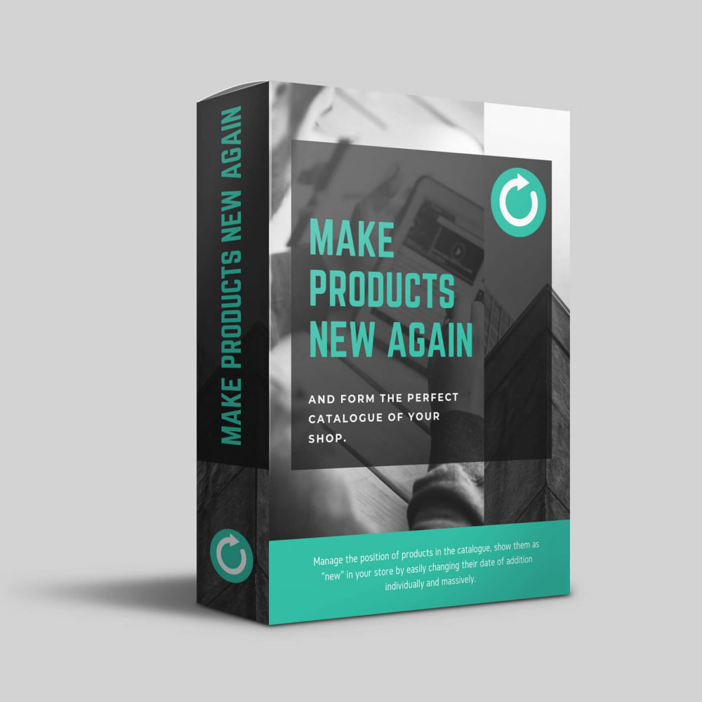 module - Edition rapide & Edition de masse - Make Products New Again and Form the Perfect Catalogue - 1