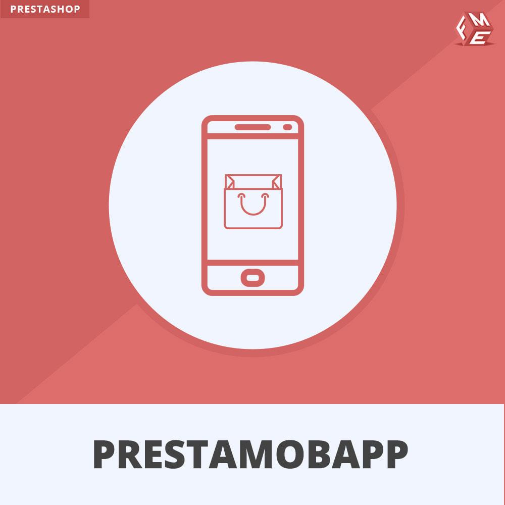 module - Dispositivi mobili - PrestaMobApp - Native App Builder per Android e IOS - 1