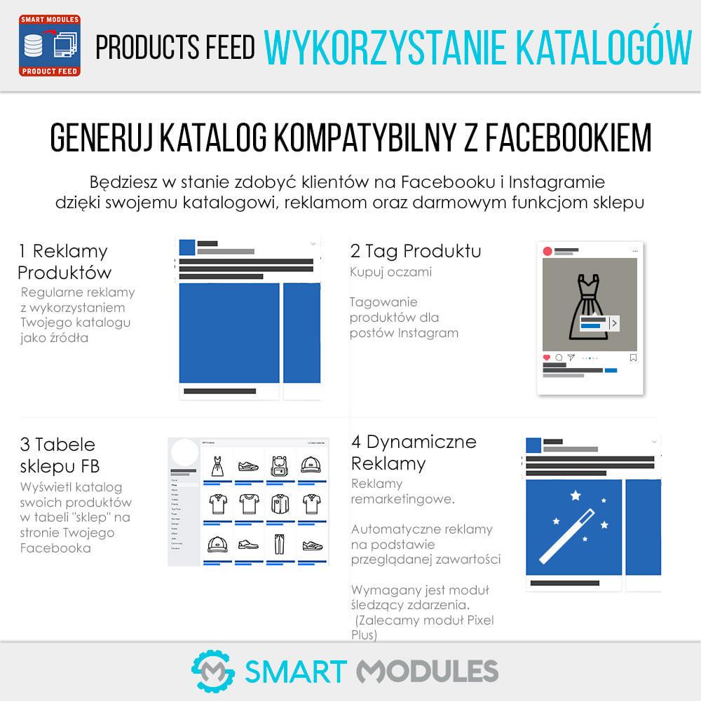 module - Płatne pozycjonowanie & Afiliacja - Pliki Produktów: Dynamicznych Reklam & Tagowanie & Shop - 2