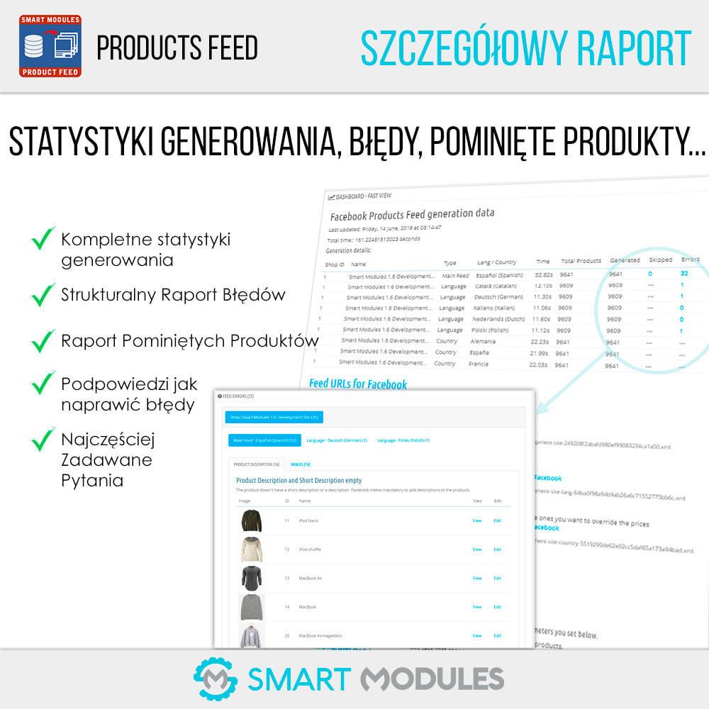 module - Płatne pozycjonowanie & Afiliacja - Pliki Produktów: Dynamicznych Reklam & Tagowanie & Shop - 6