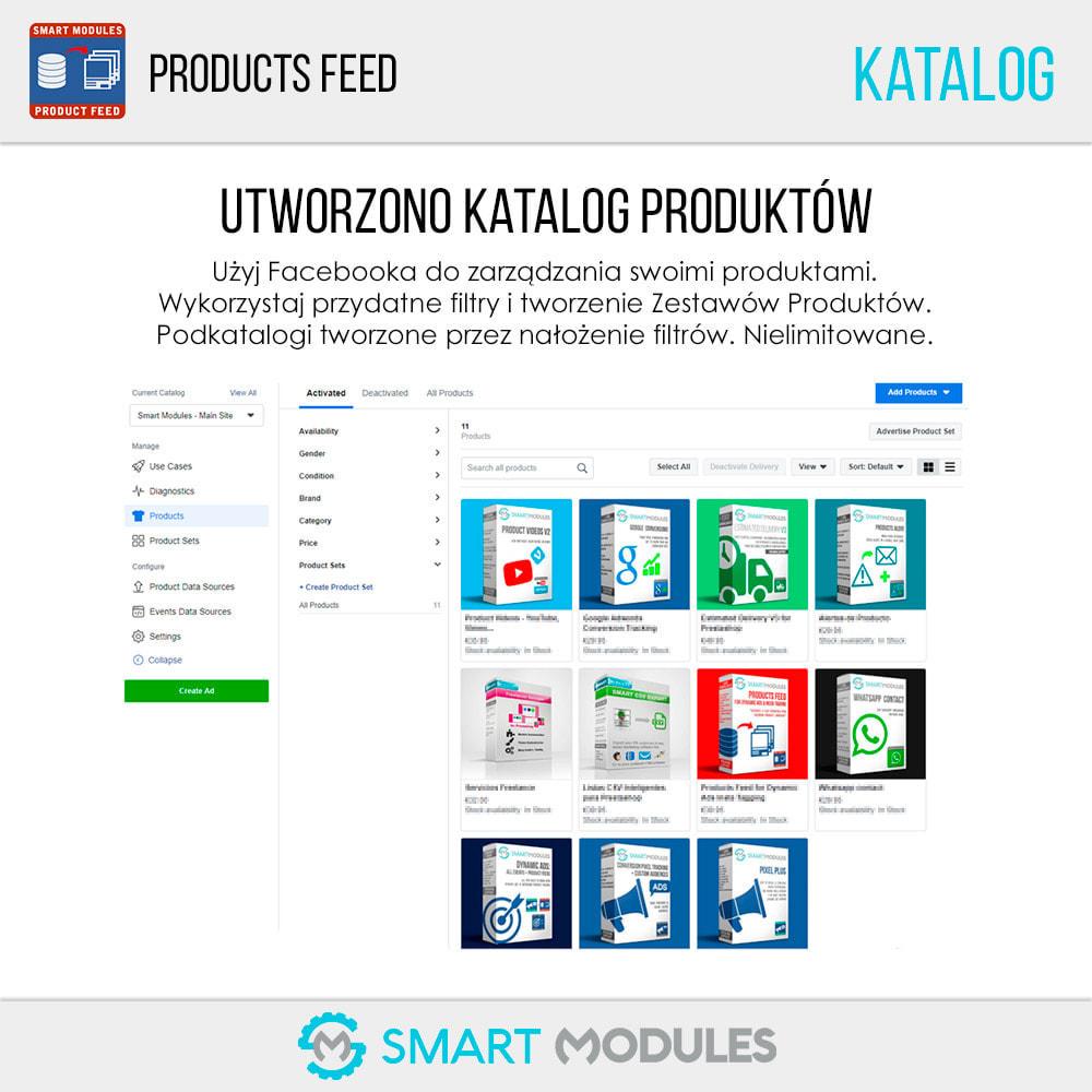 module - Płatne pozycjonowanie & Afiliacja - Pliki Produktów: Dynamicznych Reklam & Tagowanie & Shop - 7