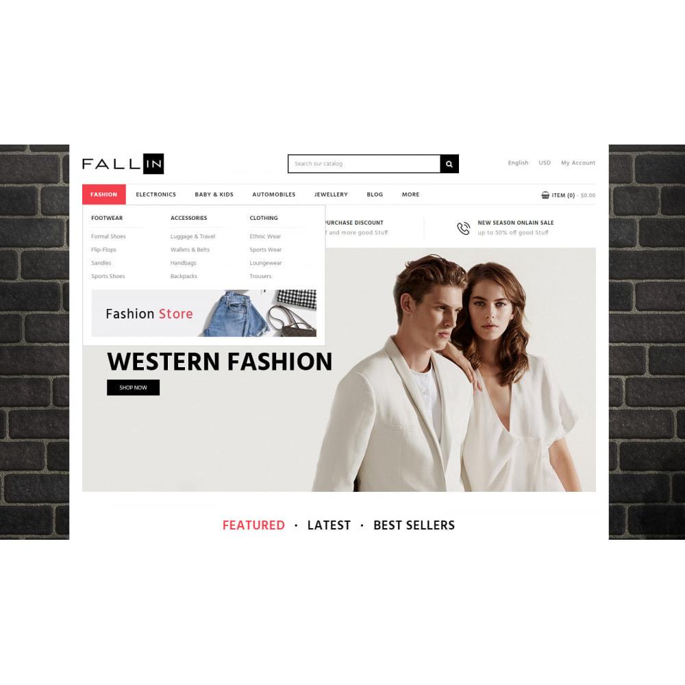 theme - Fashion & Shoes - Fallin - Apparel Store - 6