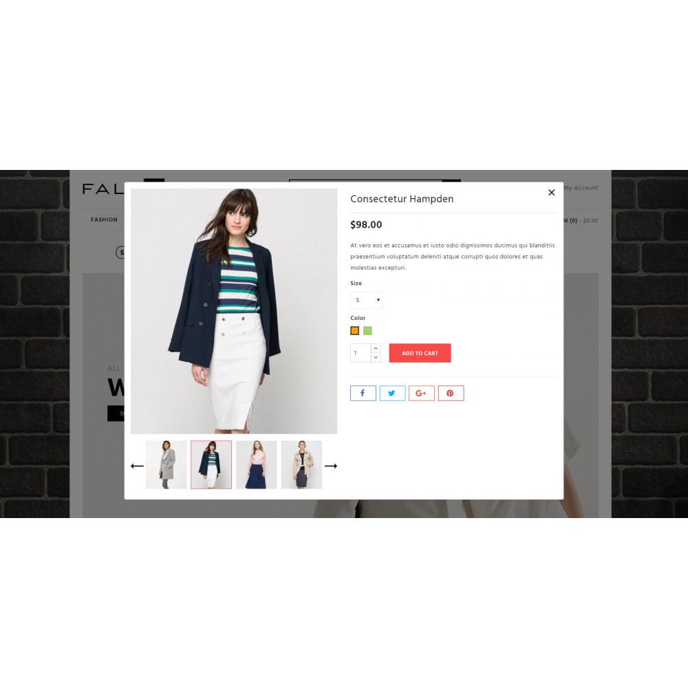 theme - Fashion & Shoes - Fallin - Apparel Store - 7