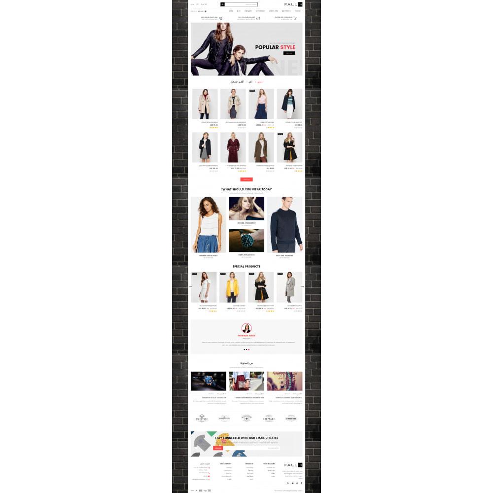 theme - Fashion & Shoes - Fallin - Apparel Store - 10