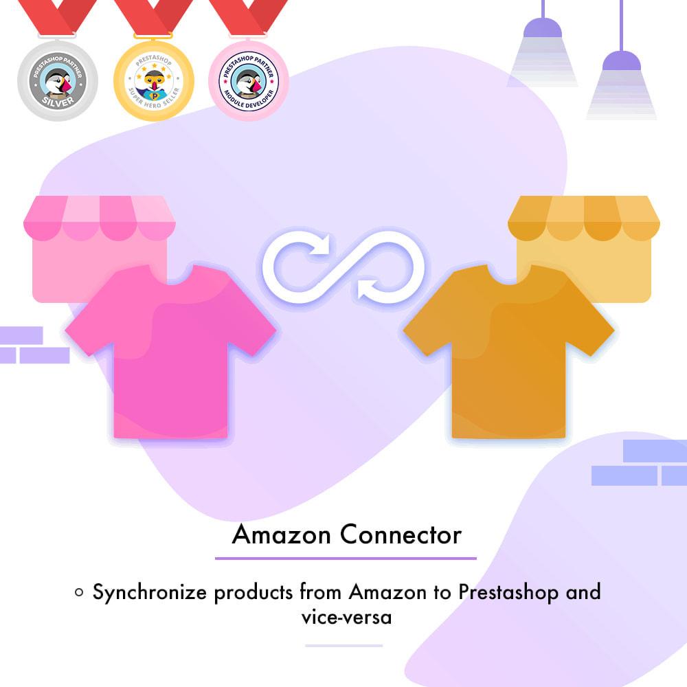 module - Revenda (marketplace) - Amazon Connector - 1