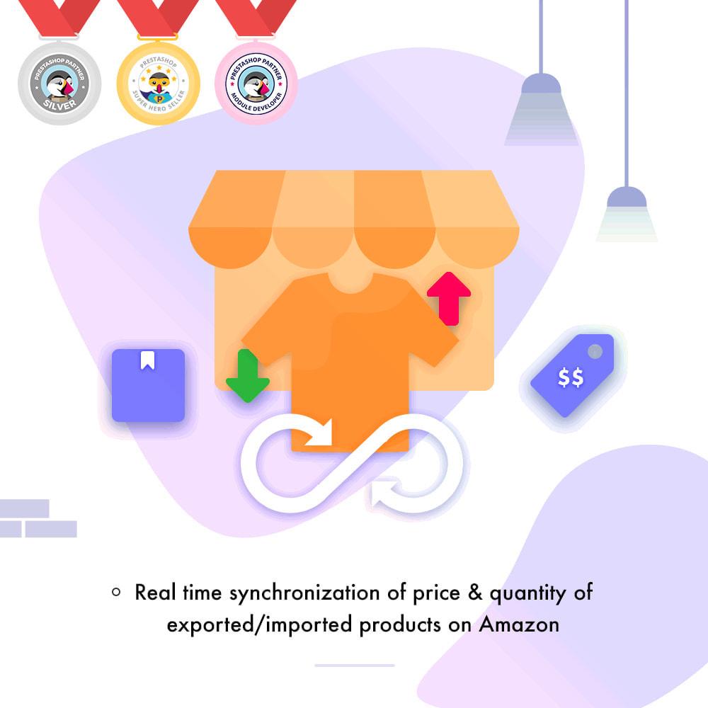 module - Revenda (marketplace) - Amazon Connector - 2