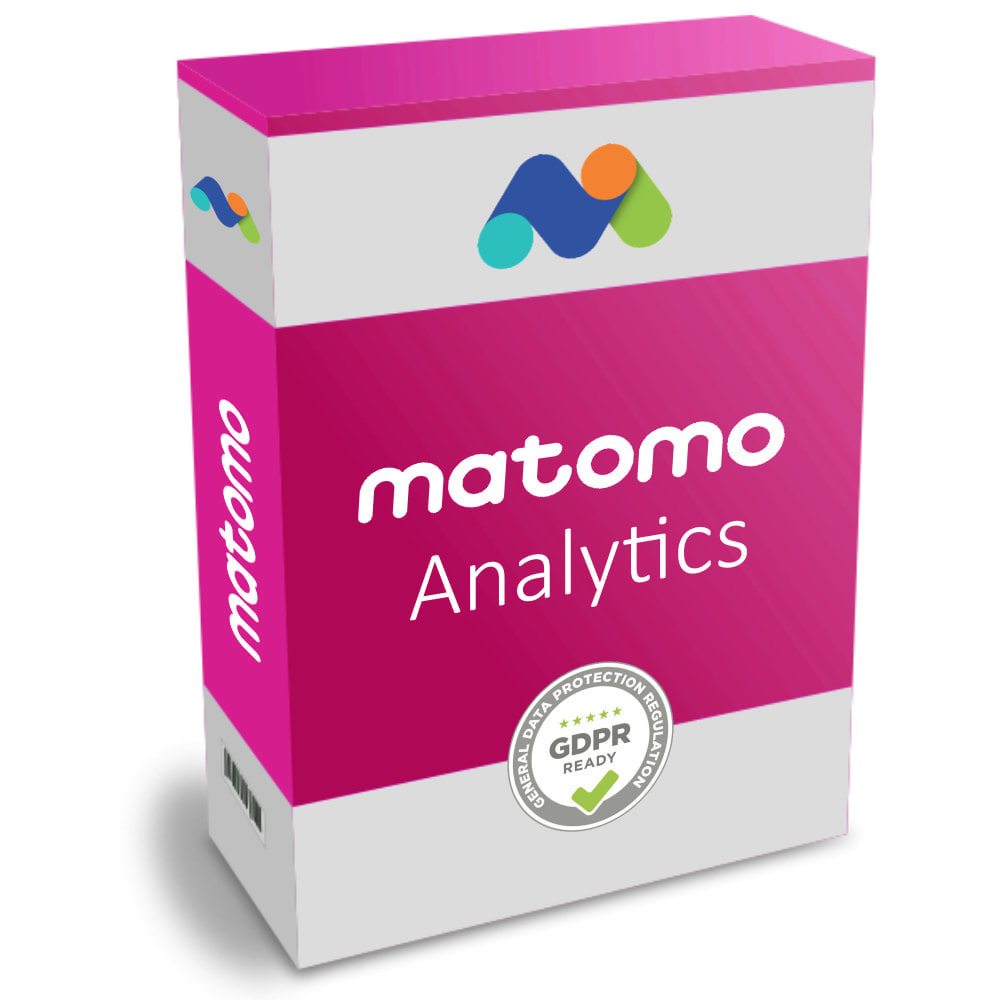 module - Analytics & Statistics - Matomo Analytics Pro - GDPR Compliant - 1