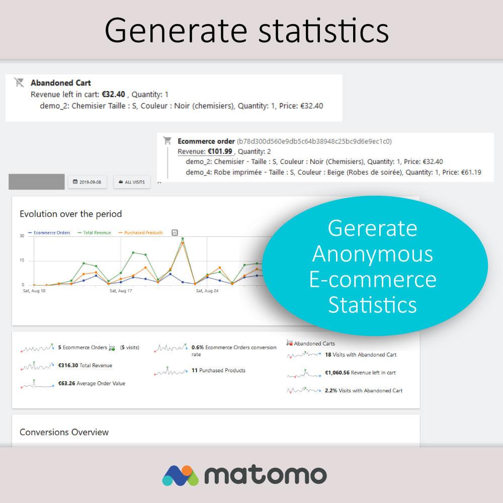 module - Analytics & Statistics - Matomo Analytics Pro - GDPR Compliant - 8