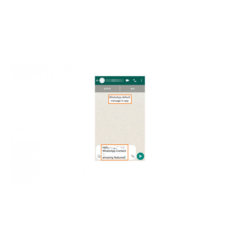 module - Suporte & Chat on-line - WhatsApp  Live Chat Pro - Latest features - 6