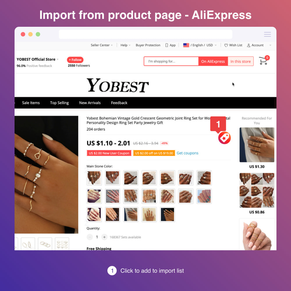 module - Dropshipping - AliExpress Dropshipping PRO - All in One - 4