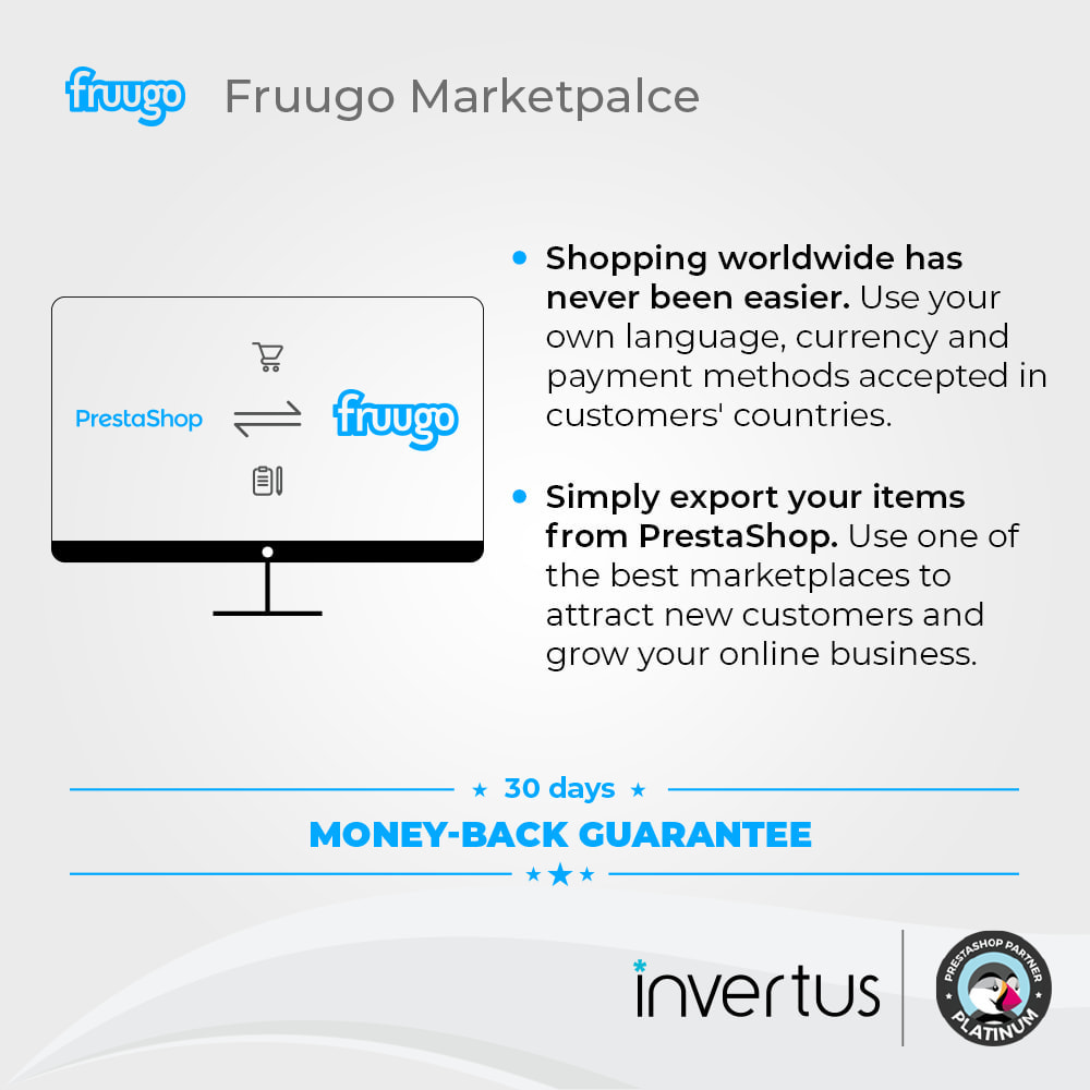 module - Marketplace - Fruugo - 2