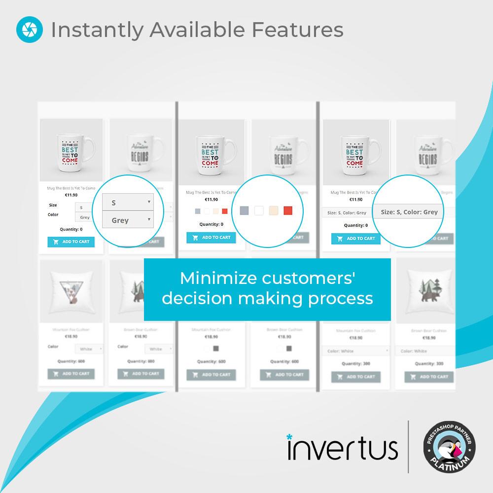 module - Deklinacje & Personalizacja produktów - Attributes Picker Advanced - For Product - 4