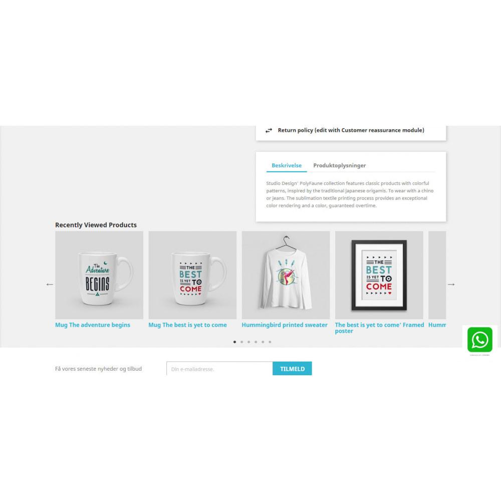 module - Vendas cruzadas & Pacotes de produtos - Recently Viewed Products - Carousel and Responsive - 7