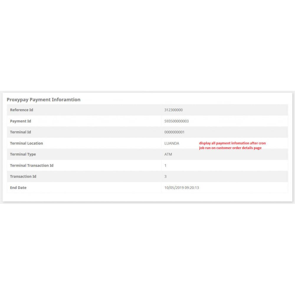 module - Zahlung per Kreditkarte oder Wallet - ProxyPay Multicaixa Integration - 6