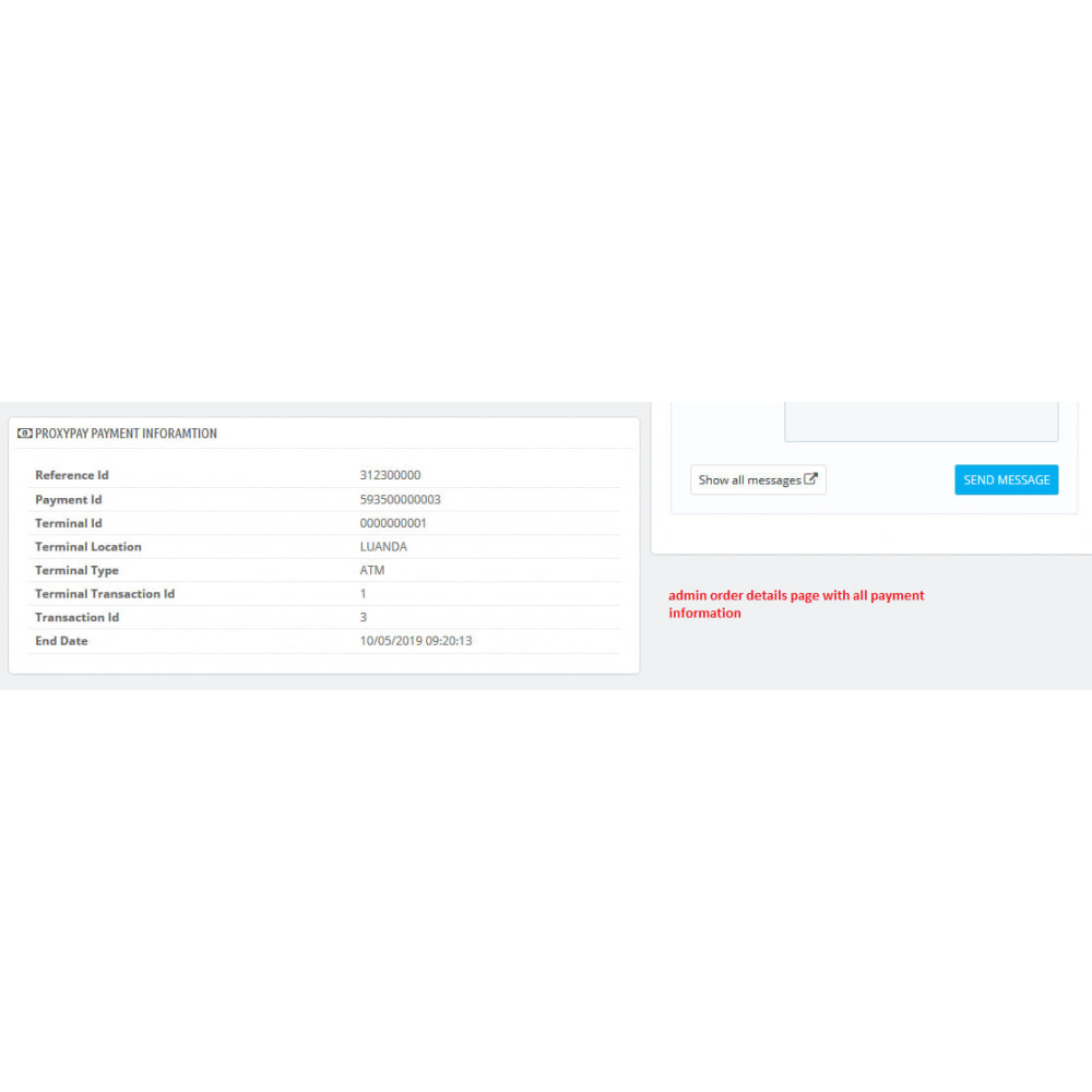module - Zahlung per Kreditkarte oder Wallet - ProxyPay Multicaixa Integration - 7